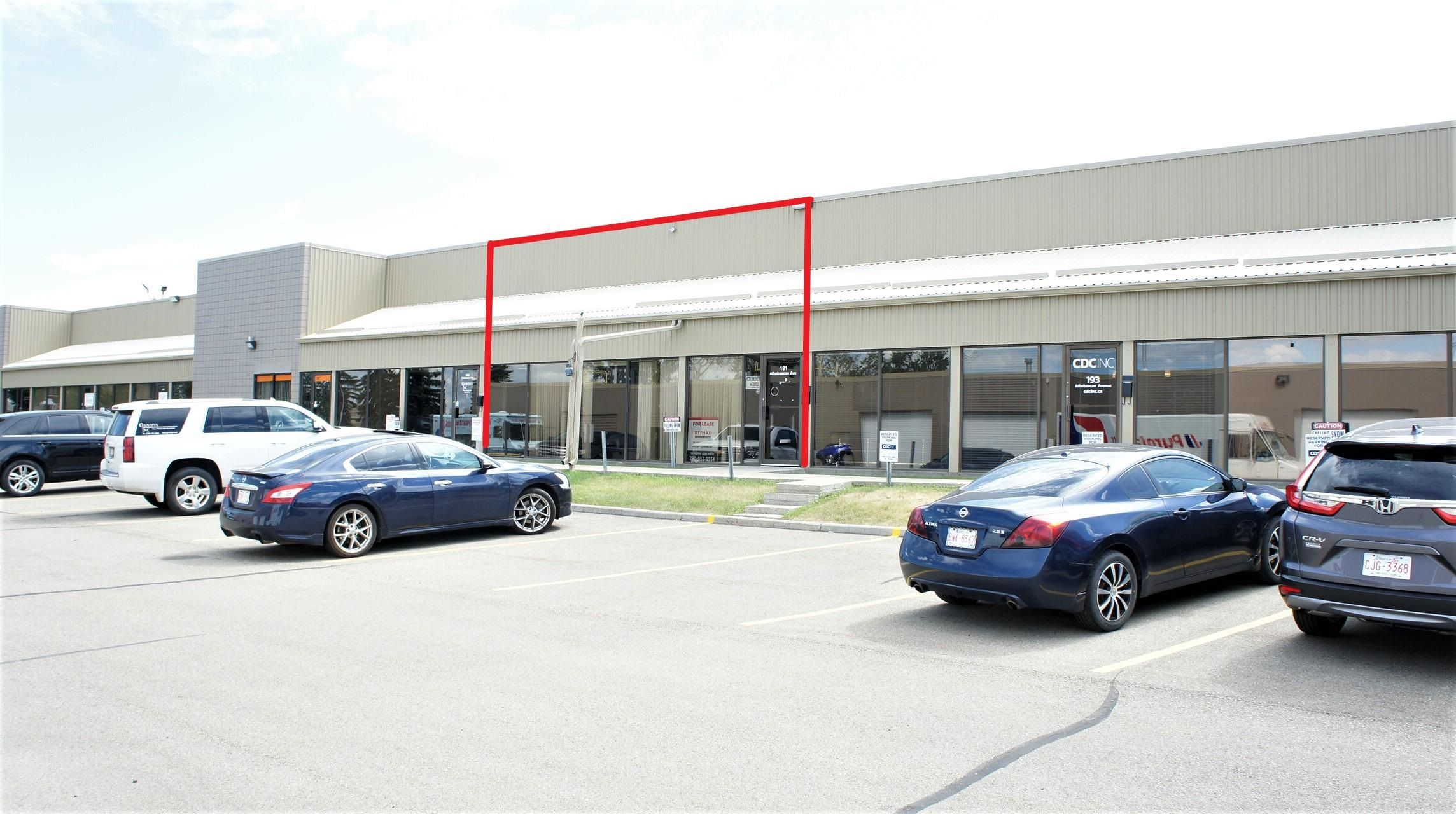 Main Photo: 191 Athabascan Avenue: Sherwood Park Office for lease : MLS®# E4258483
