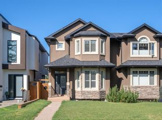 Main Photo: 3327 40 Street SW in Calgary: Glenbrook Semi Detached for sale : MLS®# A1156243