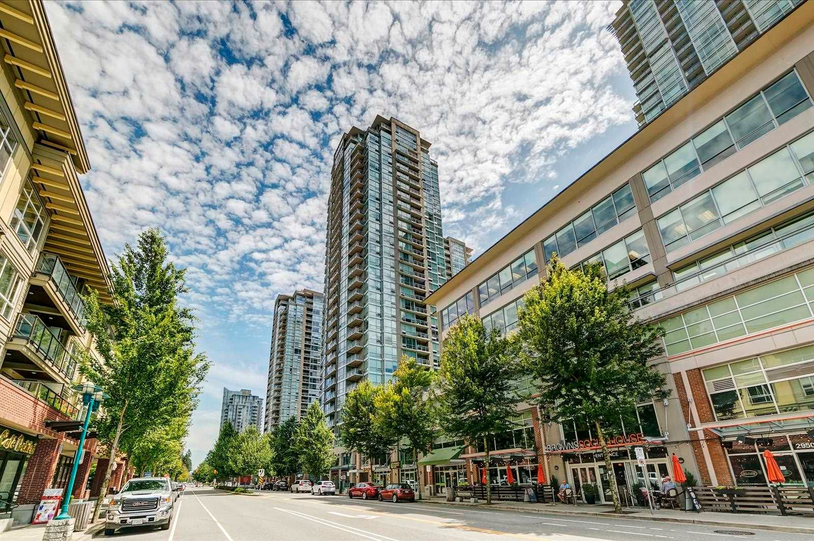 """Main Photo: 3205 2968 GLEN Drive in Coquitlam: North Coquitlam Condo for sale in """"Grand Central 2 by Intergulf"""" : MLS®# R2603826"""