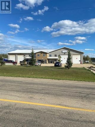 Main Photo: 3345 33 Street in Whitecourt: Industrial for sale : MLS®# A1138550