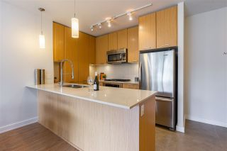 """Photo 6: 608 301 CAPILANO Road in Port Moody: Port Moody Centre Condo for sale in """"Residences at Suterbrook"""" : MLS®# R2484764"""