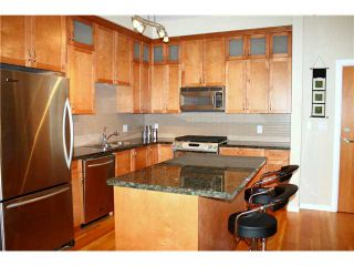 """Photo 2: 211 250 SALTER Street in New Westminster: Queensborough Condo for sale in """"PADDLERS LANDING"""" : MLS®# V901158"""