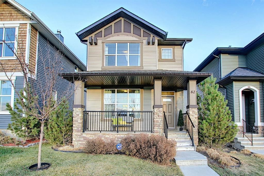 Main Photo: 82 Nolan Hill Drive NW in Calgary: Nolan Hill Detached for sale : MLS®# A1042013