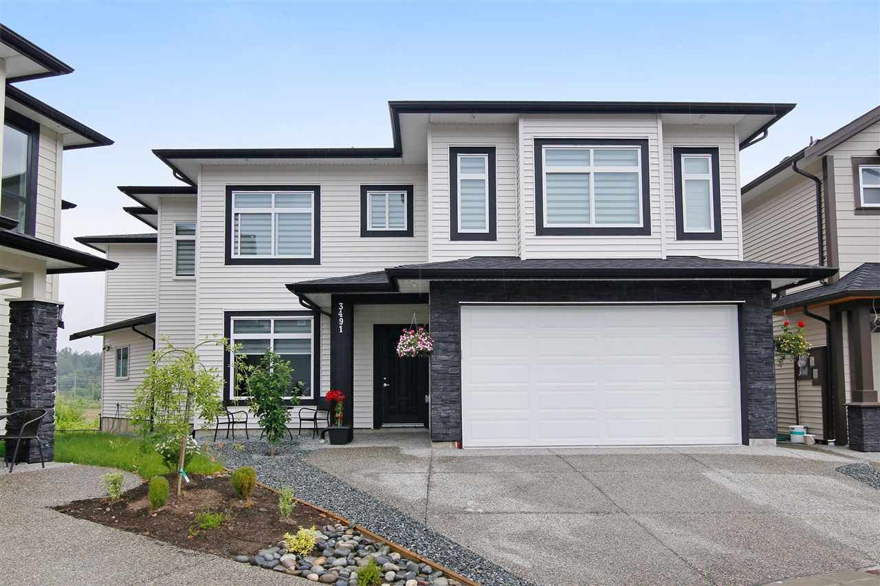 Main Photo: 3491 HAZELWOOD PLACE in Abbotsford: Abbotsford East House for sale : MLS®# R2179112