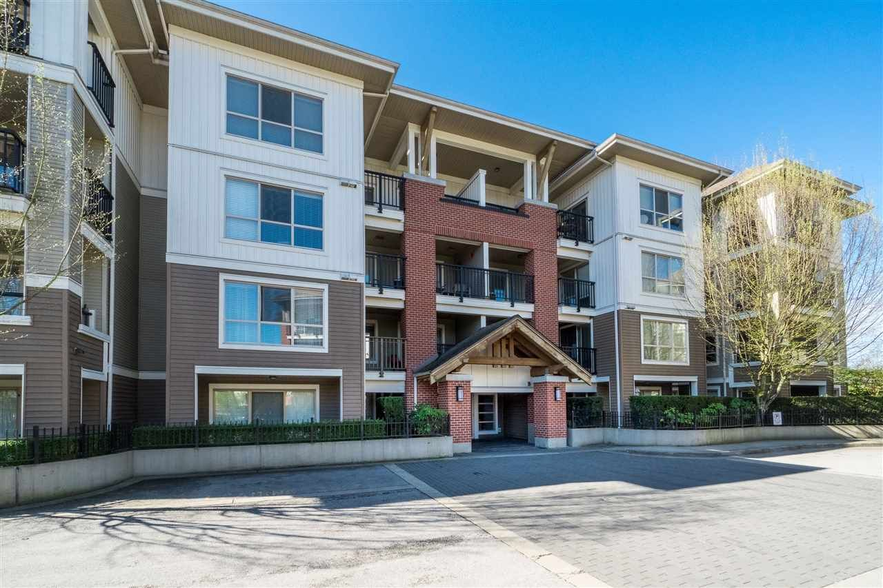 "Main Photo: B410 8929 202 Street in Langley: Walnut Grove Condo for sale in ""The Grove, building B"" : MLS®# R2396364"