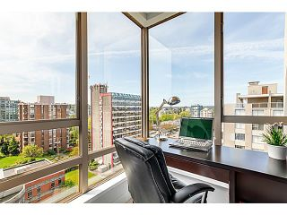 """Photo 13: 1201 1405 W 12TH Avenue in Vancouver: Fairview VW Condo for sale in """"THE WARRENTON"""" (Vancouver West)  : MLS®# V1062327"""