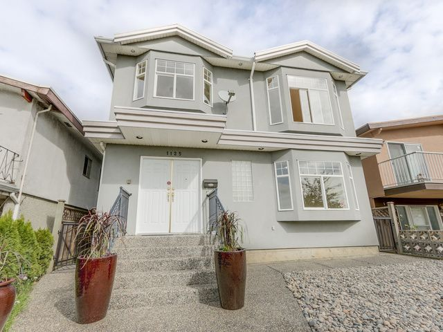 Main Photo: 1125 East 61st Avenue in Vancouver: South Vancouver Home for sale ()  : MLS®# R2002143