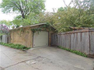 Photo 20: 476 Dominion Street in Winnipeg: Wolseley Residential for sale (5B)  : MLS®# 1713523