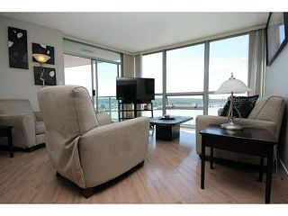 """Photo 2: 1209 14 BEGBIE Street in New Westminster: Quay Condo for sale in """"Inter Urban"""" : MLS®# V1070124"""