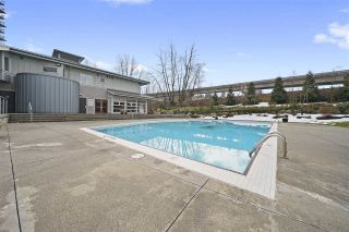 "Photo 27: 304 600 KLAHANIE Drive in Port Moody: Port Moody Centre Condo for sale in ""BOARDWALK"" : MLS®# R2541835"