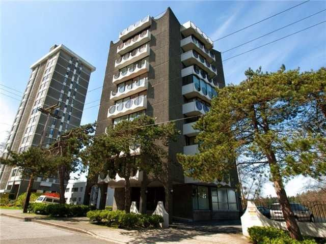 Main Photo: 6 815 CHILCO Street in Vancouver: West End VW Condo for sale (Vancouver West)  : MLS®# V967003
