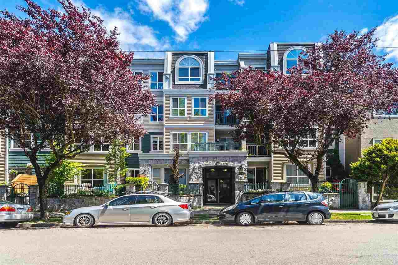 Main Photo: 401 3278 HEATHER STREET in Vancouver: Cambie Condo for sale (Vancouver West)  : MLS®# R2586787