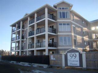 Photo 2: 134 99 WESTERRA Manor: Stony Plain Condo for sale : MLS®# E4224884