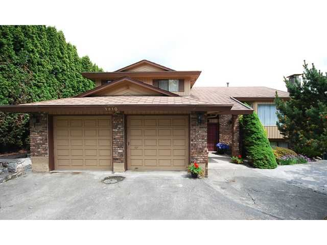 Main Photo: 1810 SPRINGER Avenue in Burnaby: Parkcrest House for sale (Burnaby North)  : MLS®# V1008780
