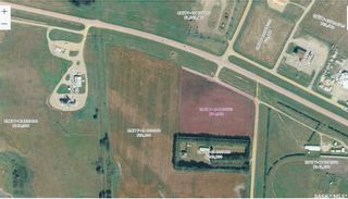 Photo 1: Hwy 14 and West Entrance Road in Unity: Commercial for sale : MLS®# SK845542