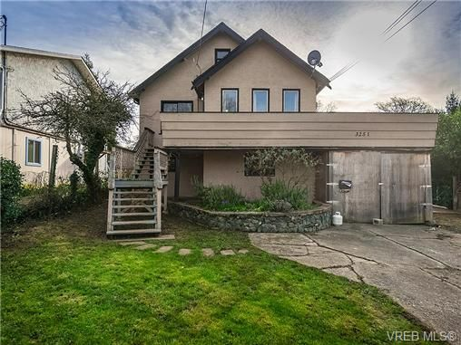 Main Photo: 3251 Linwood Ave in VICTORIA: SE Maplewood House for sale (Saanich East)  : MLS®# 700987