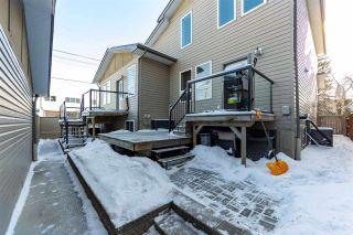 Photo 45: 10418 69 Avenue in Edmonton: Zone 15 Townhouse for sale : MLS®# E4227689