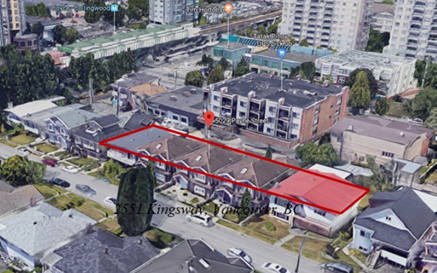Main Photo: 5023 - 5039 Payne Street in Vancouver: Collingwood VE Land for sale (Vancouver East)