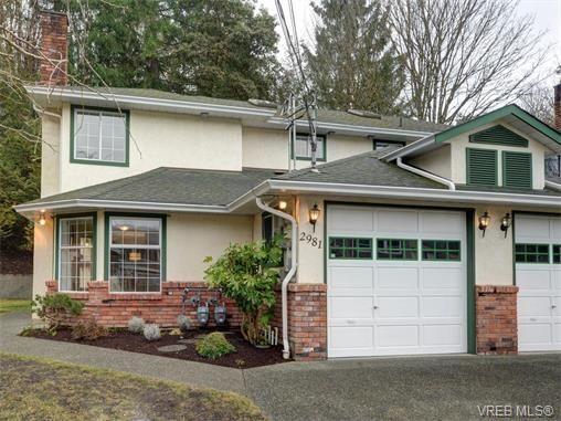 Main Photo: 2981 Harlequin Pl in VICTORIA: La Goldstream Half Duplex for sale (Langford)  : MLS®# 750970