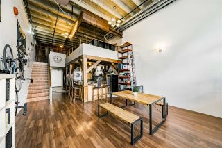 """Photo 6: 215 1220 E PENDER Street in Vancouver: Strathcona Condo for sale in """"THE WORKSHOP"""" (Vancouver East)  : MLS®# R2466369"""