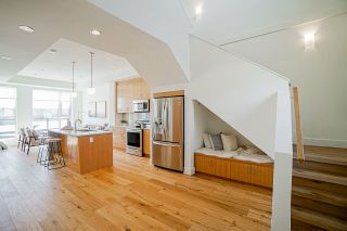 """Photo 6: 301 250 COLUMBIA Street in New Westminster: Downtown NW Townhouse for sale in """"BROOKLYN VIEWS"""" : MLS®# R2591460"""