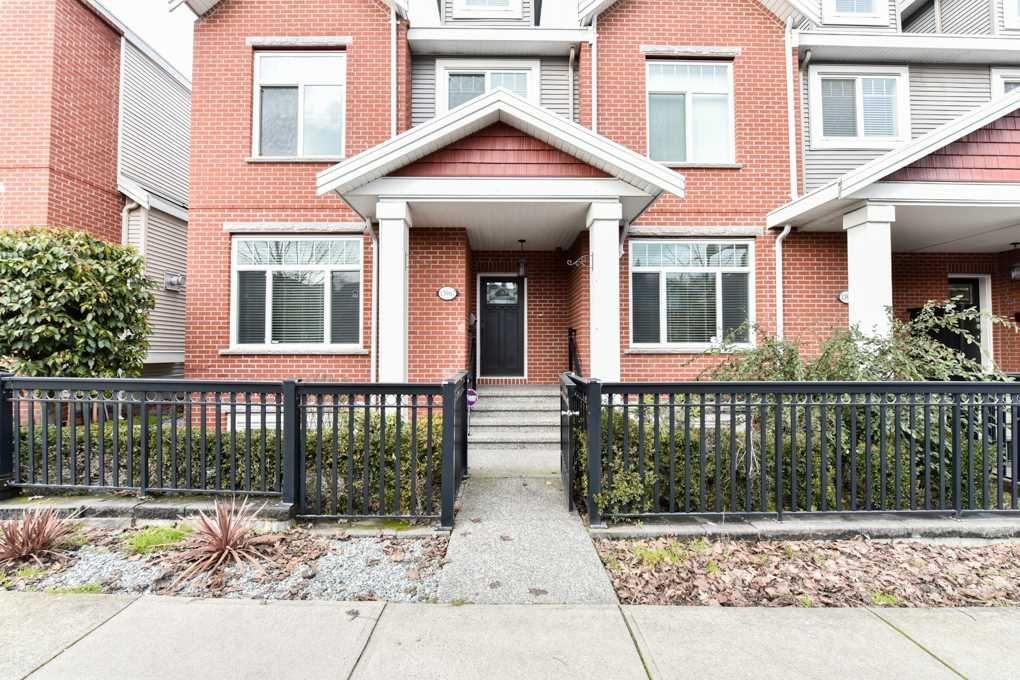 Main Photo: 13967 64 Avenue in Surrey: East Newton 1/2 Duplex for sale : MLS®# R2362301