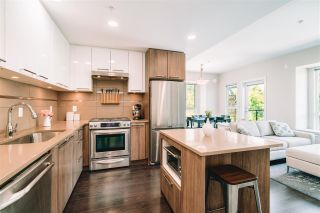 """Photo 5: 410 9350 UNIVERSITY HIGH Street in Burnaby: Simon Fraser Univer. Townhouse for sale in """"Lift"""" (Burnaby North)  : MLS®# R2468337"""