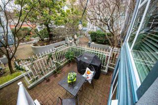 """Photo 18: 9 877 W 7TH Avenue in Vancouver: Fairview VW Townhouse for sale in """"EMERALD COURT"""" (Vancouver West)  : MLS®# R2341517"""