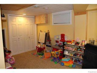 Photo 13: 1097 Jessie Avenue in Winnipeg: Residential for sale : MLS®# 1620521