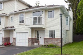 """Photo 1: 1 13982 72 Avenue in Surrey: East Newton Townhouse for sale in """"Upton Place"""" : MLS®# R2269958"""
