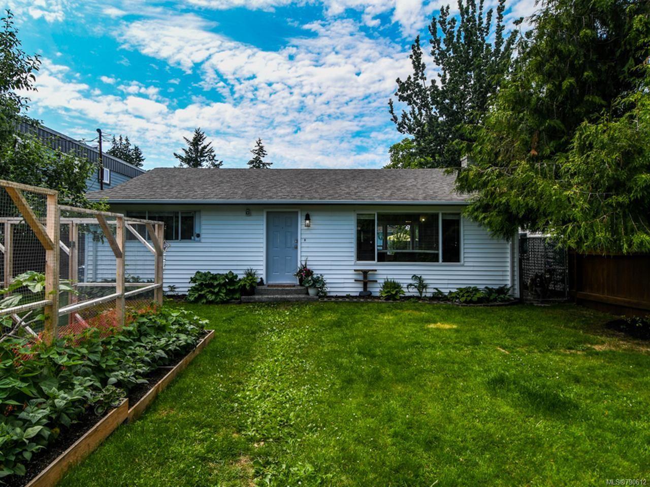 Main Photo: 542 CEDAR STREET in CAMPBELL RIVER: CR Campbell River Central House for sale (Campbell River)  : MLS®# 790612