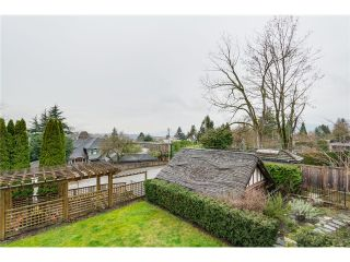 "Photo 20: 5055 CONNAUGHT Drive in Vancouver: Shaughnessy House for sale in ""Shaughnessy"" (Vancouver West)  : MLS®# V1103833"
