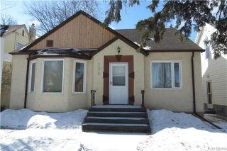 Photo 1: 184 Semple Avenue in Winnipeg: Scotia Heights Residential for sale (4D)  : MLS®# 1808115