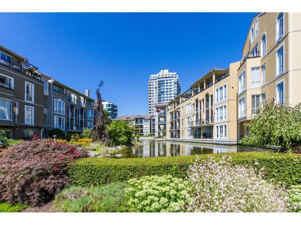 """Main Photo: 409 3 RENAISSANCE Square in New Westminster: Quay Condo for sale in """"THE LIDO"""" : MLS®# R2148521"""