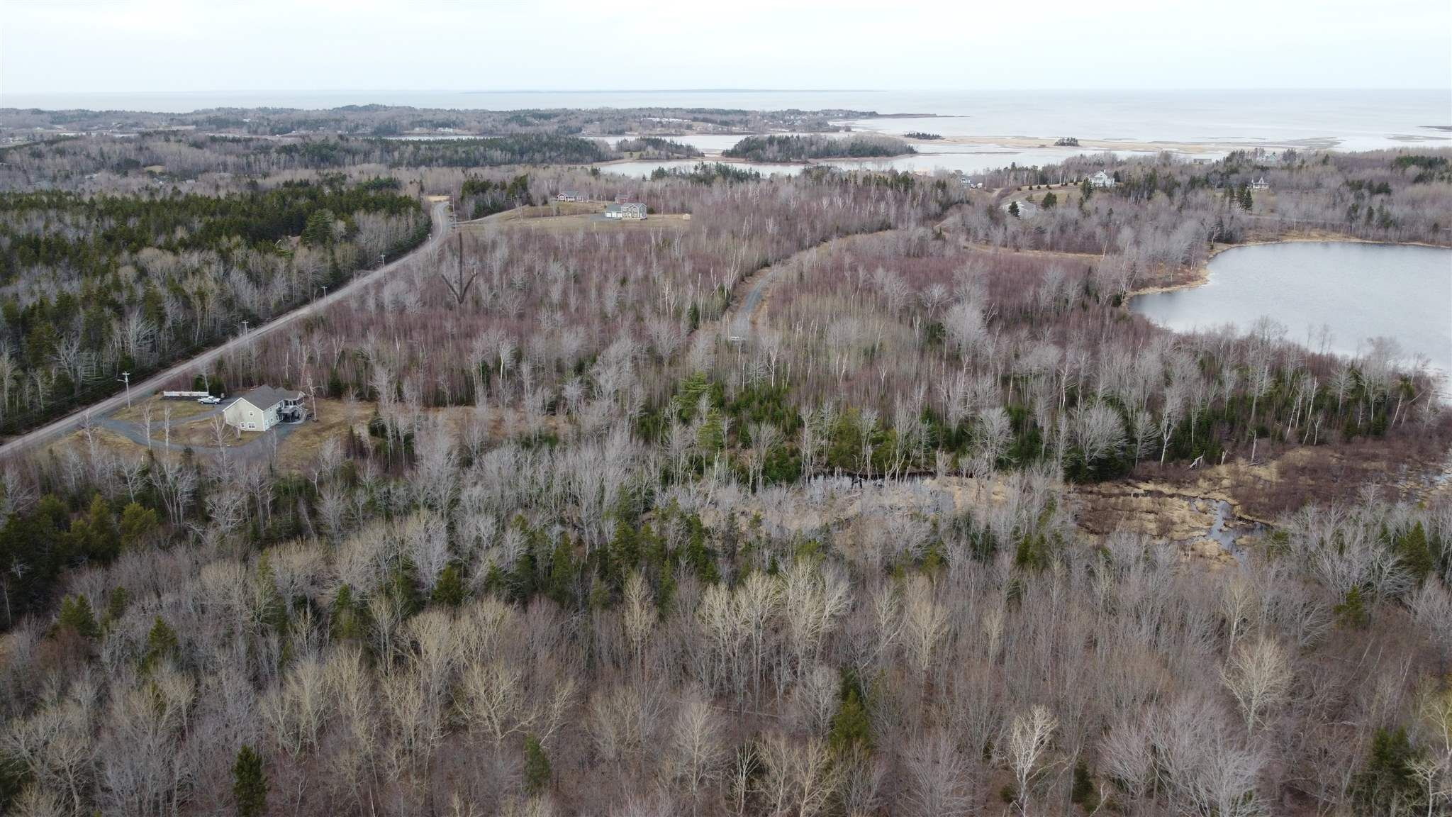 Main Photo: Lot 4 Powell Road in Little Harbour: 108-Rural Pictou County Vacant Land for sale (Northern Region)  : MLS®# 202106883