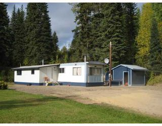 Photo 1: 8185 S HONEYMOON Drive in Prince_George: Chief Lake Road Manufactured Home for sale (PG Rural North (Zone 76))  : MLS®# N187093