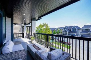 """Photo 32: 3563 SHEFFIELD Avenue in Coquitlam: Burke Mountain House for sale in """"The Ridge"""" : MLS®# R2585379"""