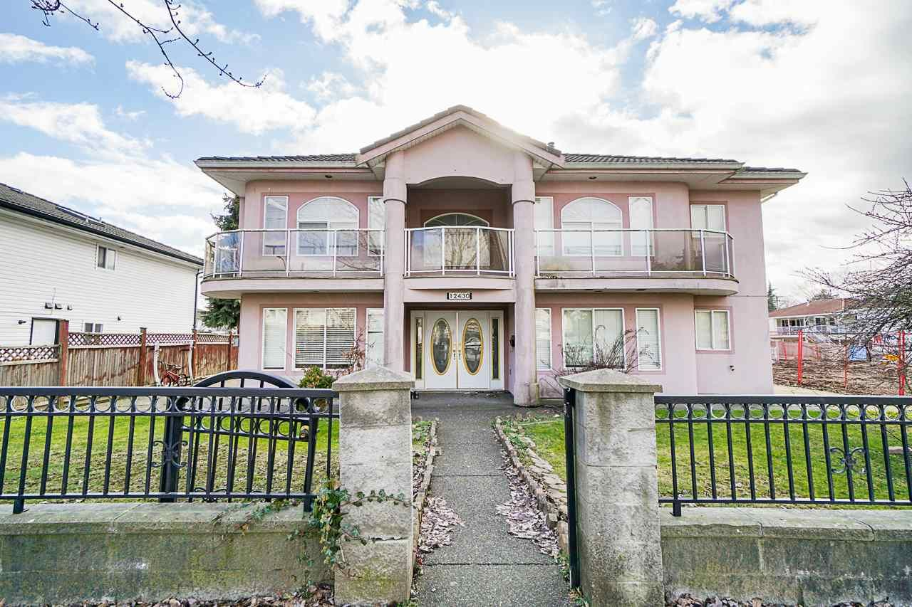 Main Photo: 12430 72 Avenue in Surrey: West Newton House for sale : MLS®# R2536575