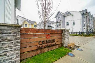 """Photo 40: 44 5945 176A Street in Surrey: Cloverdale BC Townhouse for sale in """"CRIMSON TOWN HOMES"""" (Cloverdale)  : MLS®# R2560814"""
