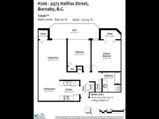 """Photo 19: 206 4373 HALIFAX Street in Burnaby: Brentwood Park Condo for sale in """"BRENT GARDENS"""" (Burnaby North)  : MLS®# R2614328"""