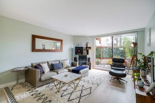 """Photo 12: 102 1450 PENNYFARTHING Drive in Vancouver: False Creek Condo for sale in """"Harbour Cove"""" (Vancouver West)  : MLS®# R2560607"""
