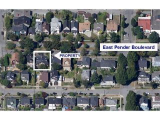 Photo 19: 2128 E PENDER ST in Vancouver: Hastings Multifamily for sale (Vancouver East)  : MLS®# V1056738