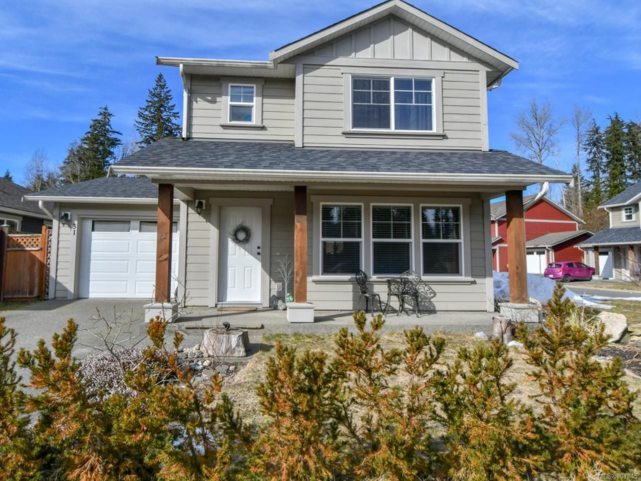 Main Photo: 31 1120 EVERGREEN ROAD in CAMPBELL RIVER: CR Campbell River Central House for sale (Campbell River)  : MLS®# 807845