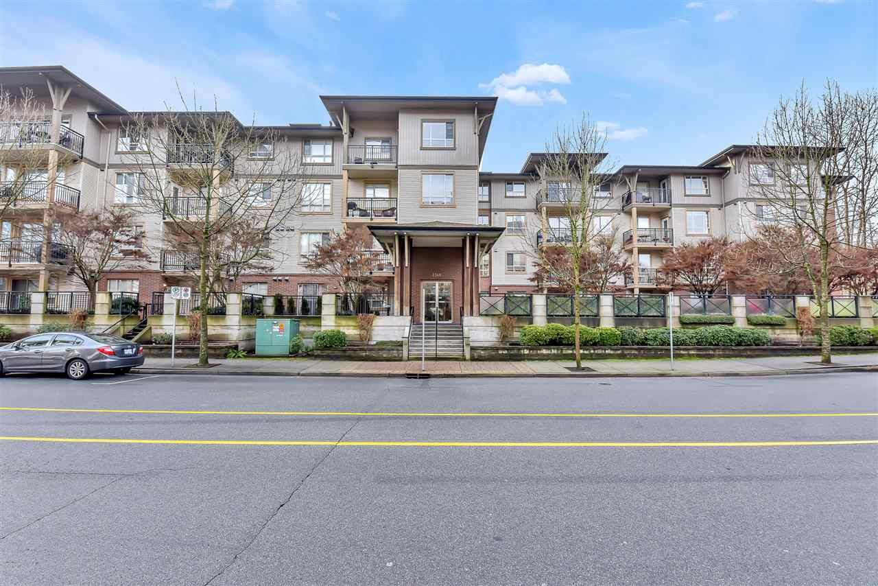 Main Photo: 106 2346 MCALLISTER AVENUE in Port Coquitlam: Central Pt Coquitlam Condo for sale : MLS®# R2527359