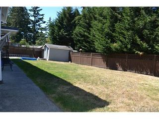 Photo 19: 3372 Pattison Way in VICTORIA: Co Triangle House for sale (Colwood)  : MLS®# 734803