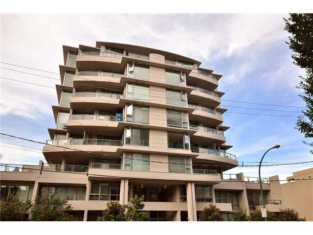 """Main Photo: PH1 587 W 7TH Avenue in Vancouver: Fairview VW Condo for sale in """"AFFINITI"""" (Vancouver West)  : MLS®# V848566"""