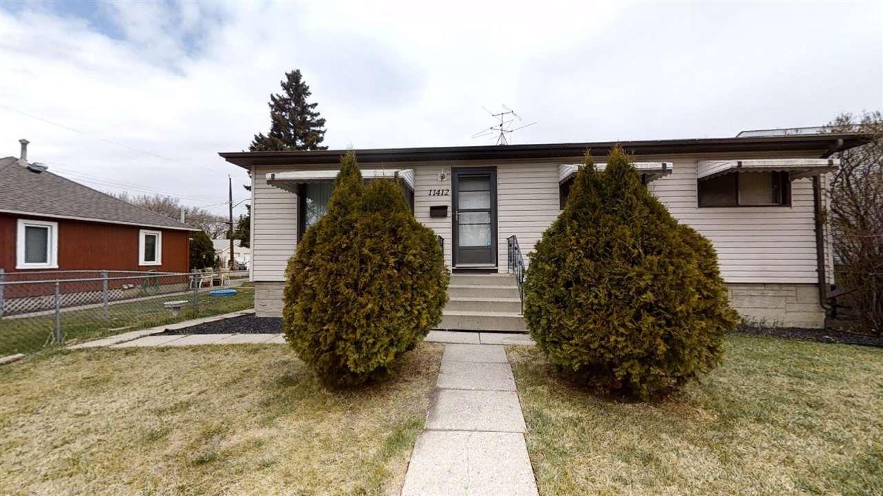 Main Photo: 11412 129 Avenue in Edmonton: Zone 01 House for sale : MLS®# E4243381
