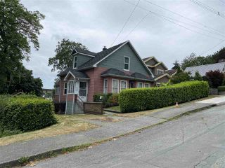 Photo 1: 428 FOURTEEN Street in New Westminster: West End NW House for sale : MLS®# R2483244