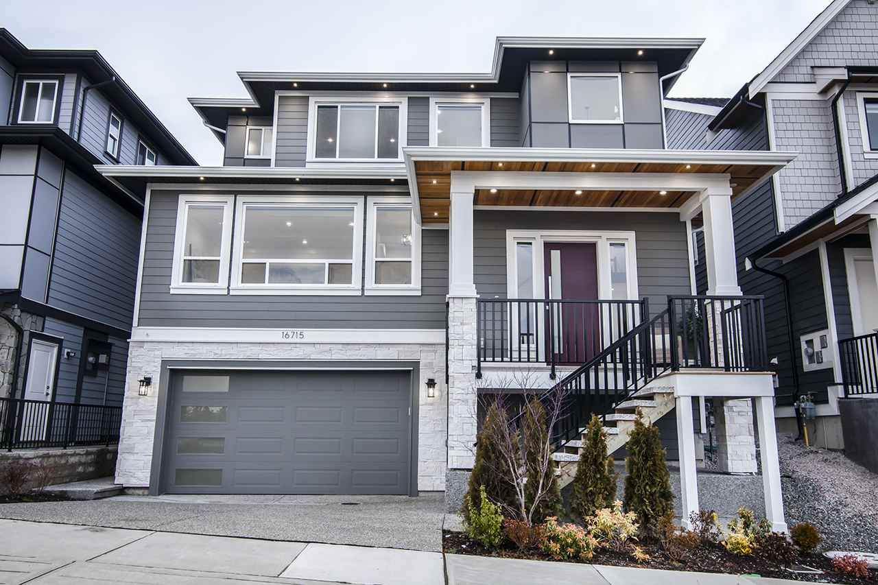 """Main Photo: 16715 16A Avenue in Surrey: Pacific Douglas House for sale in """"PACIFIC HEIGHTS"""" (South Surrey White Rock)  : MLS®# R2551581"""