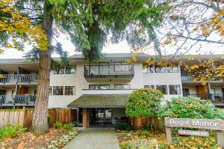 "Main Photo: 210 316 CEDAR Street in New Westminster: Sapperton Condo for sale in ""REGAL MANOR"" : MLS®# R2524998"